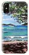 Hull Bay Afternoon IPhone Case