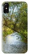 Humber River 2 IPhone Case