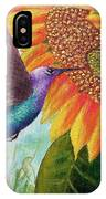 Humming For Nectar IPhone Case