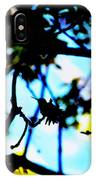 Hummingbird Art 235 IPhone Case