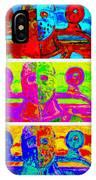 Humungus In Color IPhone Case
