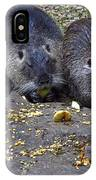Hungry Critters IPhone Case