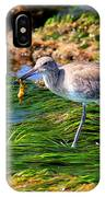 Hungry Willet IPhone Case