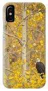 Hunting From An Aspen IPhone Case