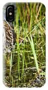 Hunting Heron IPhone Case