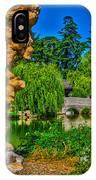 Huntington Gardens Ca IPhone Case
