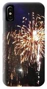 Huron Ohio Fireworks 2 IPhone X Case