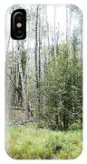 Hush In The Woods IPhone Case