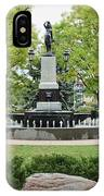 Hyde Park Cincinnati 0056 IPhone Case