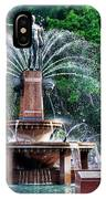Hyde Park Fountain IPhone Case