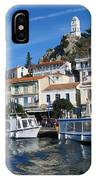 Greek Island IPhone Case