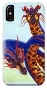 Hydra On Beach IPhone Case