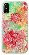 Hydrangeas II IPhone Case