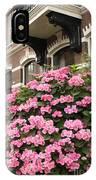 Hydrangeas In Holland IPhone Case