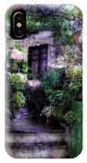 Hydrangeas In Rhodes IPhone X Case