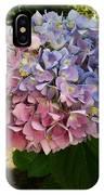 Hydrangeas On Capitol Hill  IPhone Case