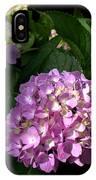 Hydrangeas Vi IPhone Case