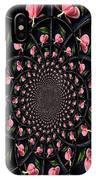 Hypnotic Hearts IPhone Case