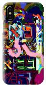 I Believe With Complete Faith In The Coming Of Mashiach 4 IPhone Case