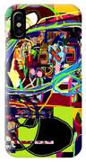 I Believe With Complete Faith In The Coming Of Mashiach 5 IPhone Case