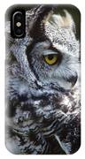 I Do Not Give A Hoot IPhone Case