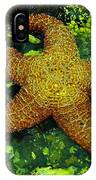 I Found A Starfish IPhone Case