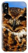 I Know What Your Thinking IPhone Case
