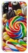 I Love Candy IPhone Case
