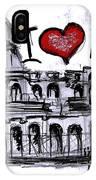 I Love Rome IPhone Case