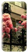 I Never Promised You A Rose Garden IPhone Case