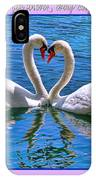 I Promise To Love You Poster By Diana Sainz IPhone Case
