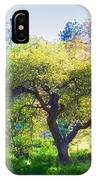 I See Soul And Expression - Julian California Oakscape IPhone Case