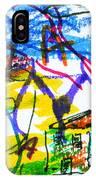 Ibiza 8 IPhone X Case