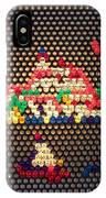 Ibiza Lite Brite IPhone Case