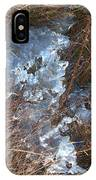 Ice Abstract IPhone Case