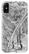 Ice Along Merced 1 IPhone Case