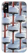Ice And Snow-5637 IPhone Case