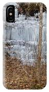 Ice Falls IPhone Case