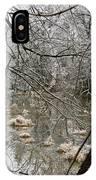 Ice Pond IPhone Case