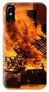 Iceland Bonfire IPhone X Case