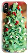 Icing Christmas Tree IPhone Case