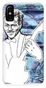 Icons- Chuck Berry IPhone Case