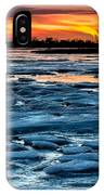 Icy Inferno IPhone Case