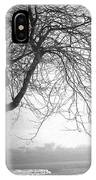 Icy Waters Of Lake Michigan IPhone Case