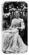 Ida Mckinley (1847-1907) IPhone Case