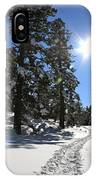 Idaho Blue Bird Day IPhone Case
