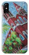Iglesia Grecia  Costa Rica IPhone Case