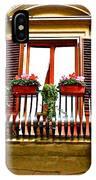 Il Balcone Di Firenze IPhone Case