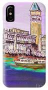 Il Campanile Di San Marco IPhone Case