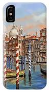 Il Canal Grande IPhone Case
